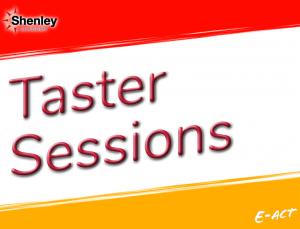 Taster Sessions