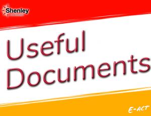 Useful Documents